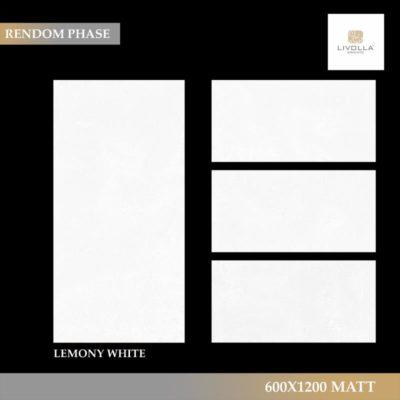 LEMONY WHITE