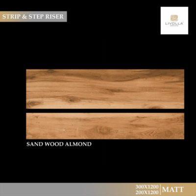 SAND WOOD ALMOND