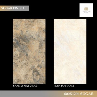 SANTO NATURAL AND IVORY