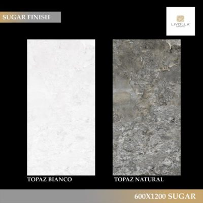 TOPAZ BIANCO AND NATURAL