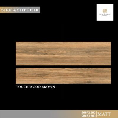 TOUCH WOOD BROWN
