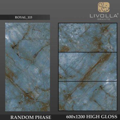 ROYAL 115 - 600x1200(60x120) HIGH GLOSSY PORCELAIN TILE