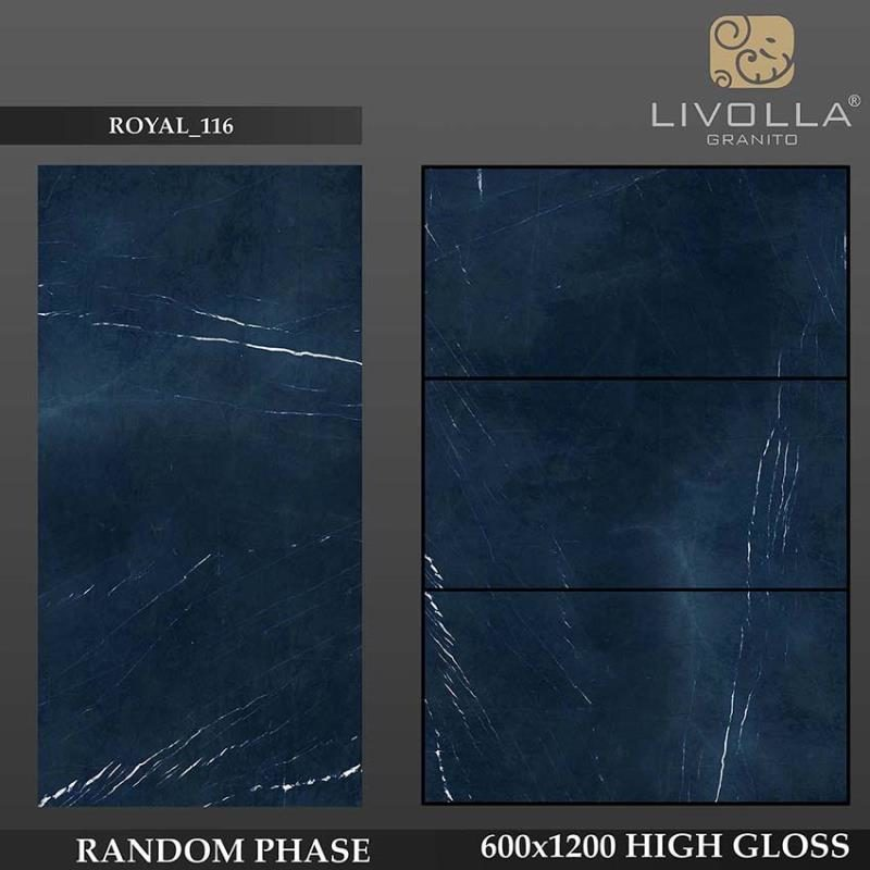 ROYAL 116 - 600x1200(60x120) HIGH GLOSSY PORCELAIN TILE