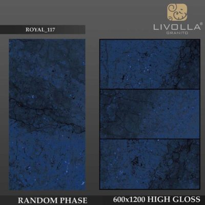 ROYAL 117 - 600x1200(60x120) HIGH GLOSSY PORCELAIN TILE