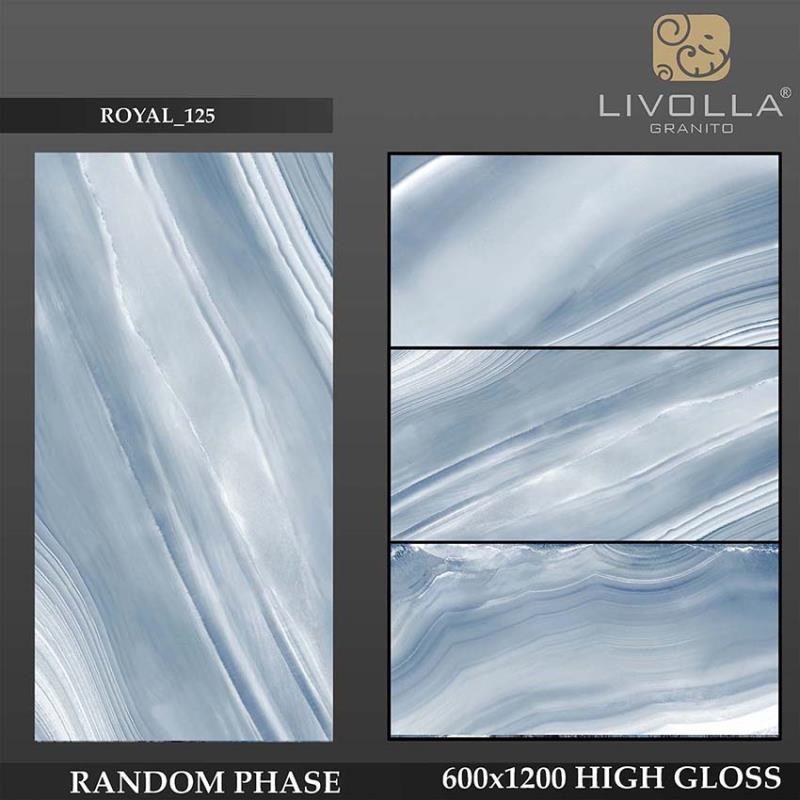 ROYAL 125 - 600x1200(60x120) HIGH GLOSSY PORCELAIN TILE