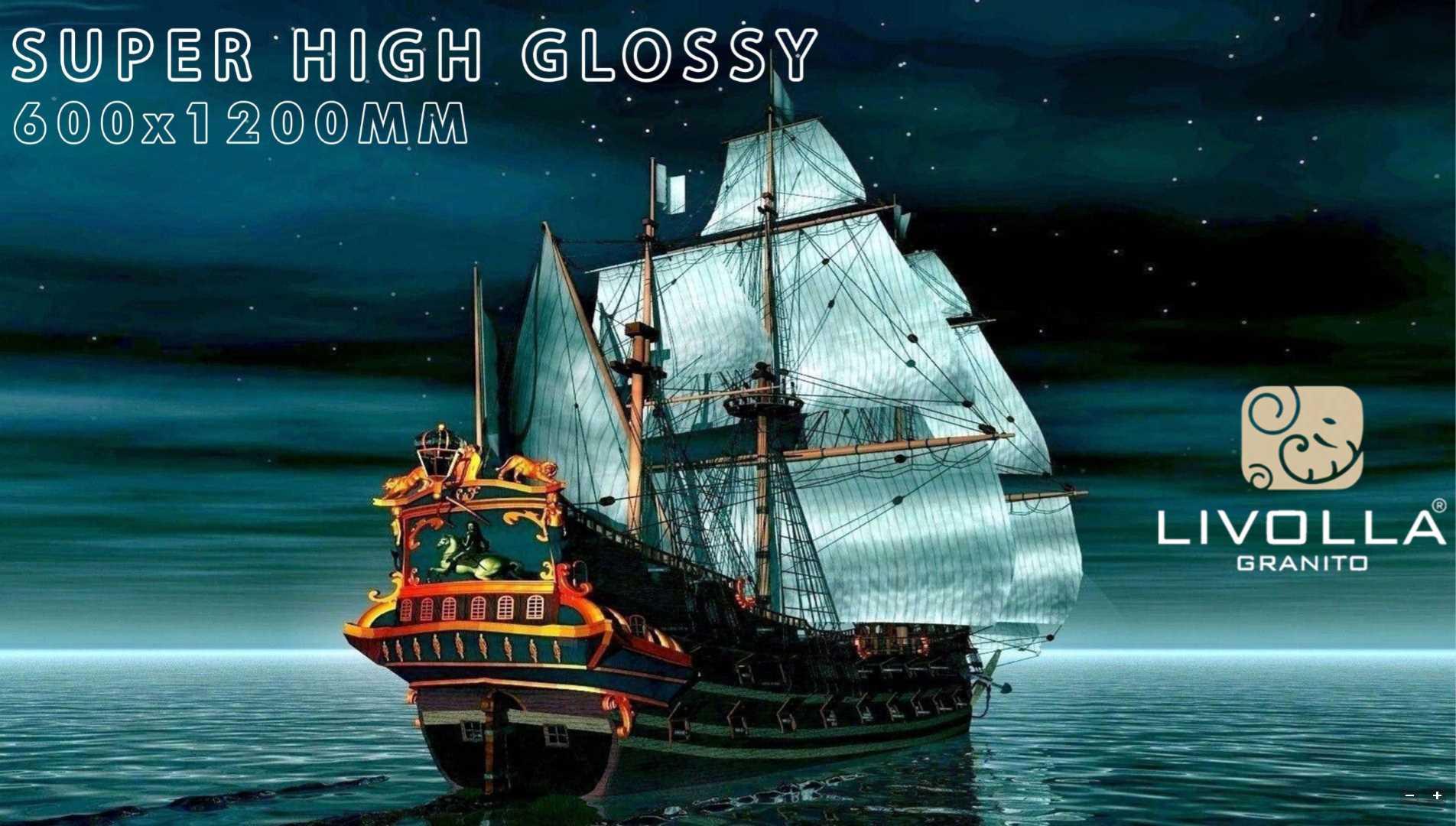 600x1200 Super High Gloss Series