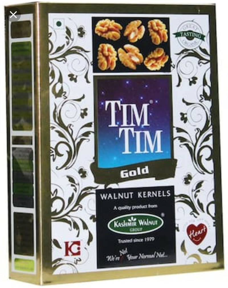 Tim Tim Gold Walnut Kernels, 250gm
