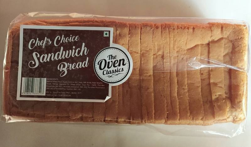 Chief Choice Sandwich Bread, 500gm