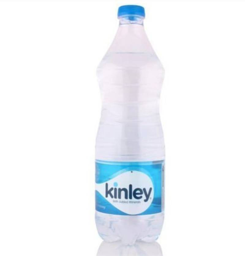 Kinley Drinking Water with Added Minerals, 1 LTR Bottle