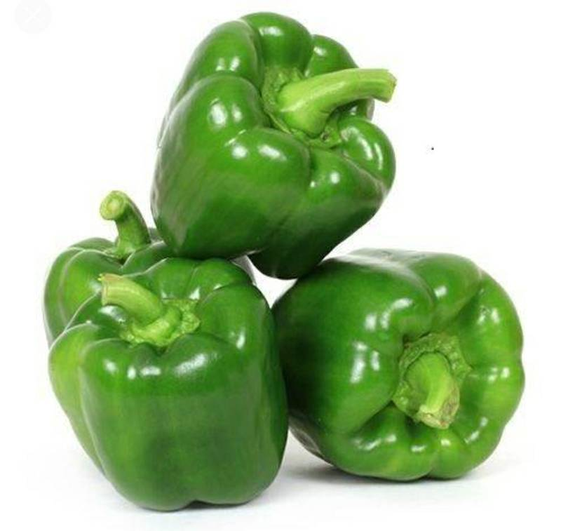 Capsicum / shimla mirch - 250gm