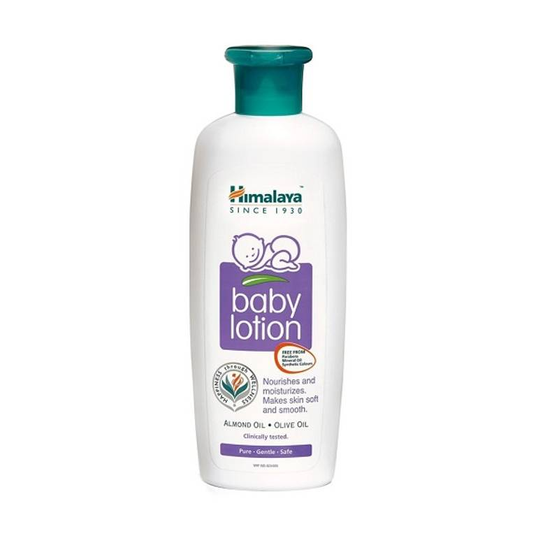 Himalaya - Baby Lotion, 100ml