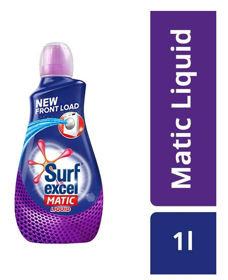 Surf Excel - Liquid Detergent - Matic, Front Load (1.02L)