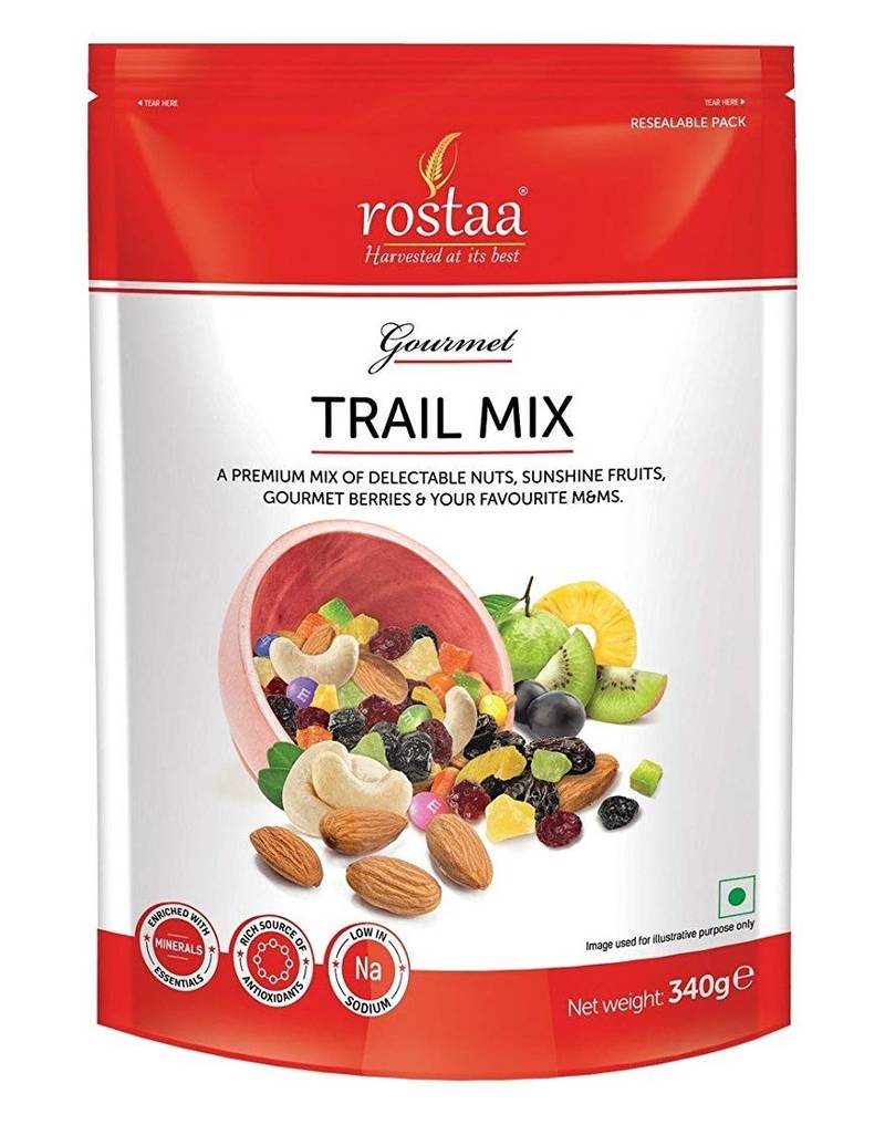 Trail mix Rostaa , 340g