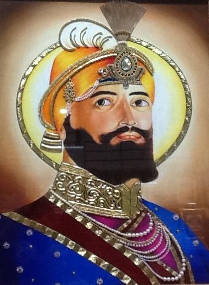 Guru Govind Singh Portrait