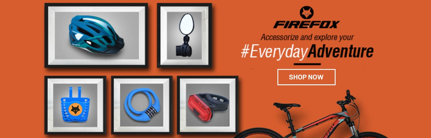 ChooseMyBicycle | Accessories Firefox