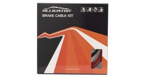 Alligator Brake Cable Kit Reliable