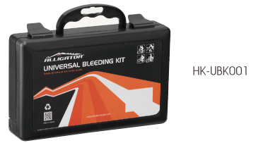 Alligator Universal Bleeding Kit