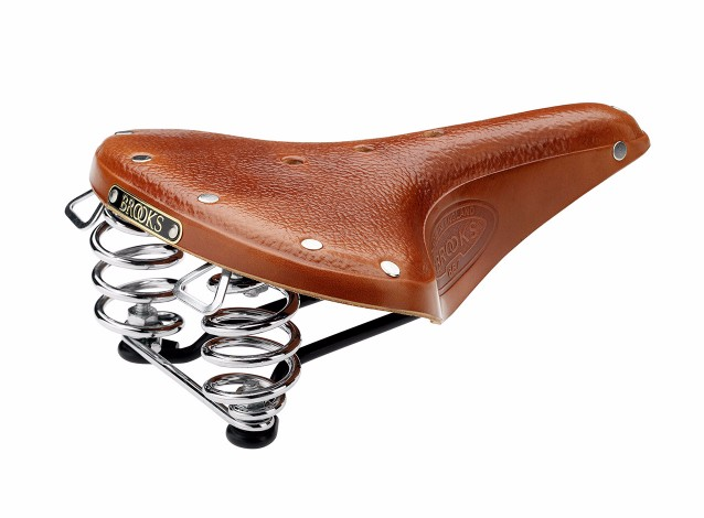 Brooks Saddle B67 Honey