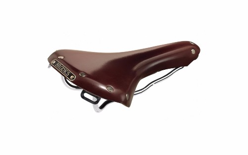 Brooks Saddle Swallow Classic Brown