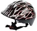 bsa plugin kids helmet black silver
