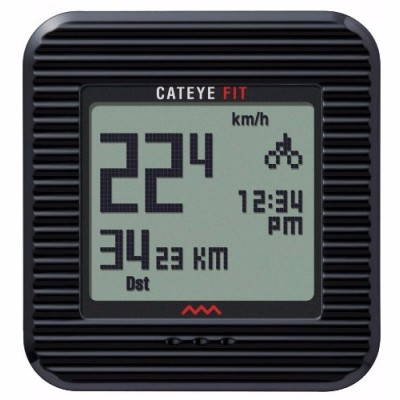 Cateye Fit Cyclocomputer and Pedometer