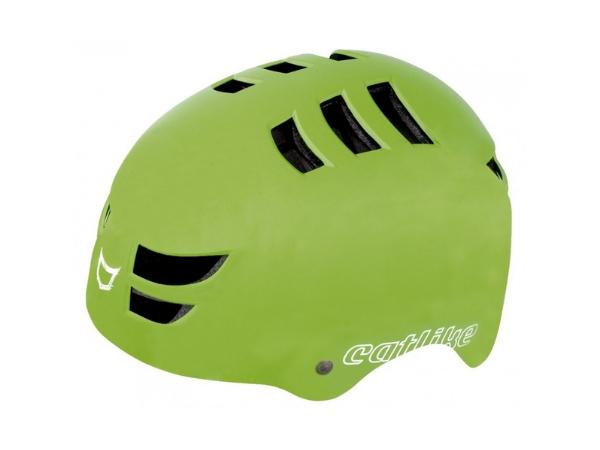 Catlike Freeride 360 BMX Helmet - Matte Green