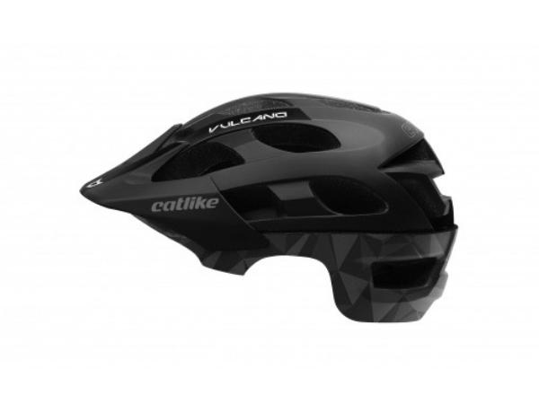 Catlike Vulcano MTB Helmet - Matte Black