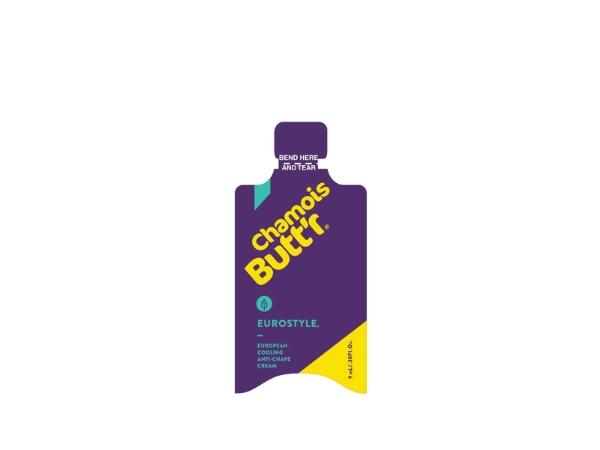 Chamois Butt'r Eurostyle 9ml Individual Use Packet