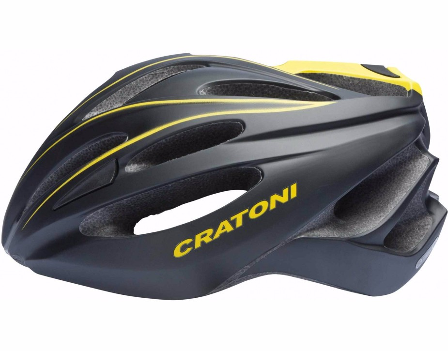 Cratoni C-Blaze Road Black