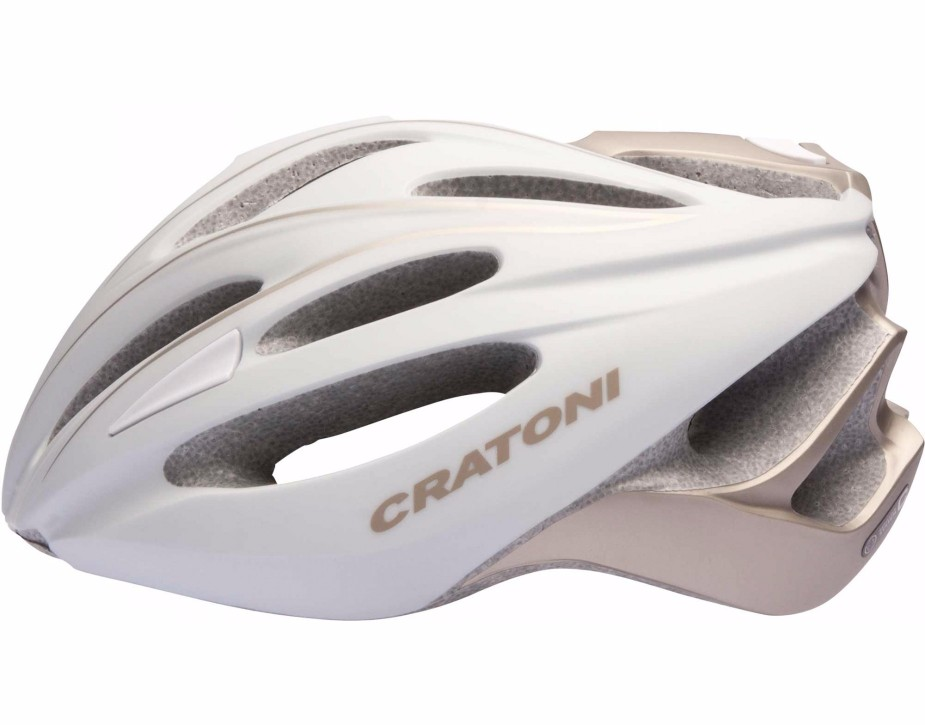 Cratoni C-Blaze Road White