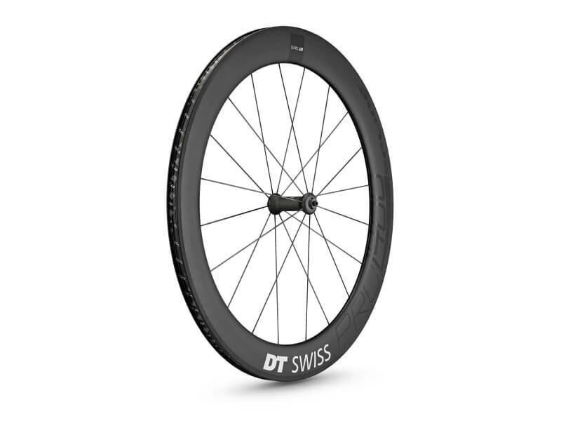 DT Swiss PRC 1400 Spline 65 Front Wheel