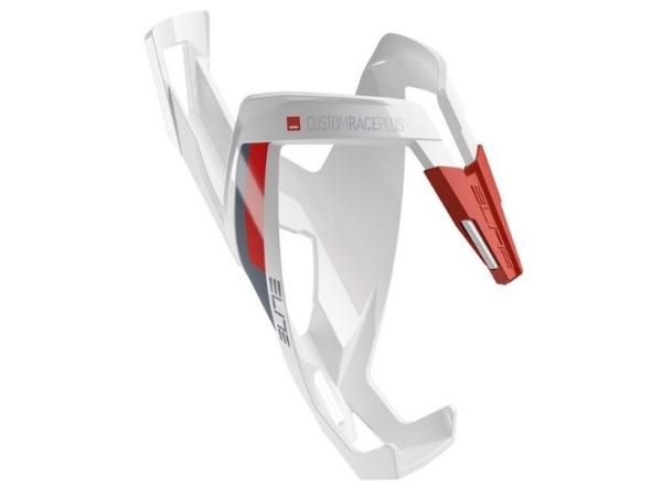 Elite Custom Race Plus - White/Red