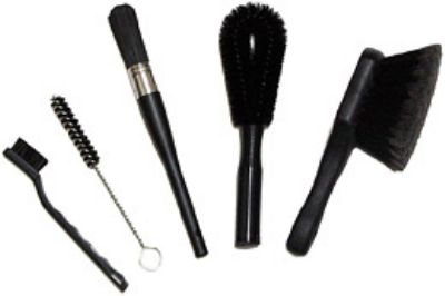 Finish Line 5 Piece Brush Set