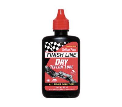 Finish Line Dry Lube - Teflon Plus - 2oz