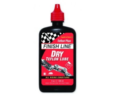Finish Line Dry Lube - Teflon Plus - 4oz