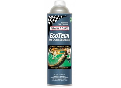 Finish Line Ecotech Chain Degreaser - 20oz