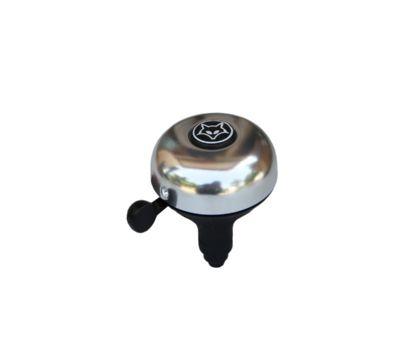 Firefox Bell Alloy - Silver