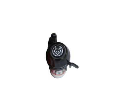 Firefox Bell with Compass - Black