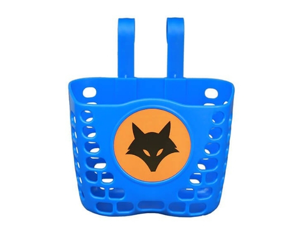 Firefox Bicycle Basket - Plastic - Blue