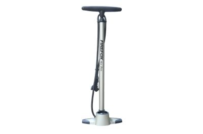 Firefox Floor Pump - Alloy with Gauge(260 psi)