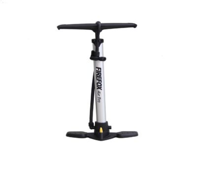 Firefox Floor Pump - Alloy