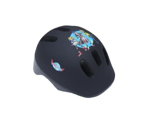 Firefox Head Protector Planet Foxers - Black