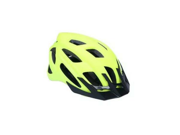 Firefox Inmould Helmet - Neon Green
