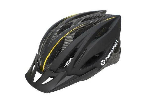 Firefox RD 4 Helmet - Black