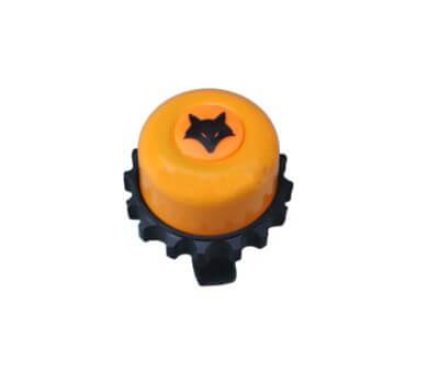 Firefox Rotary Bell - Orange