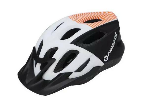Firefox SC 2 Helmet - Black/White
