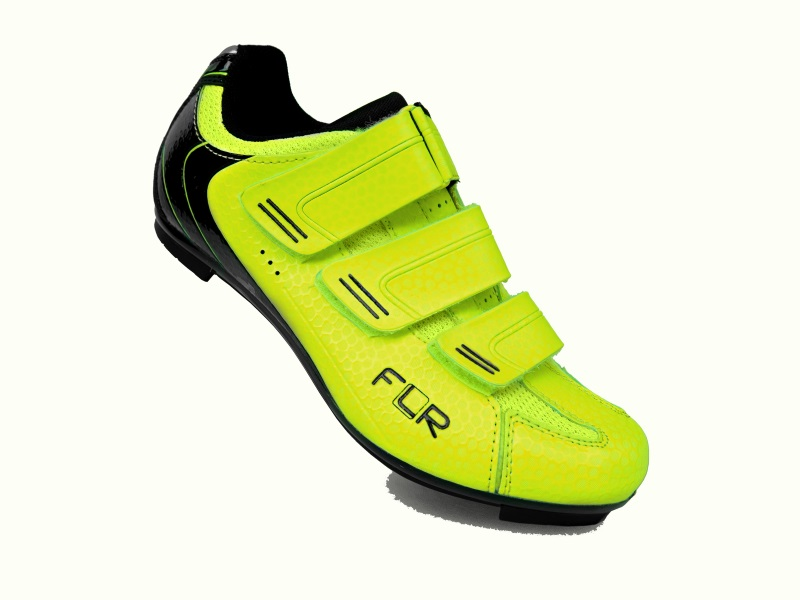 FLR Road (F-35) - Neon Yellow
