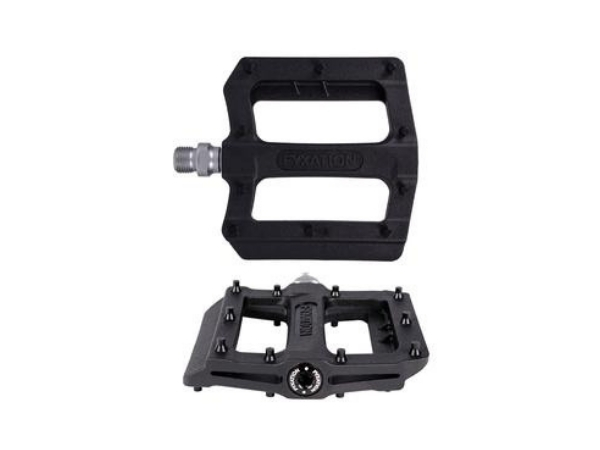 Fyxation Mesa MP Platform Pedals - Black