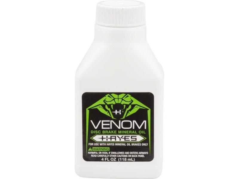 Hayes Venom Mineral Oil - 4oz