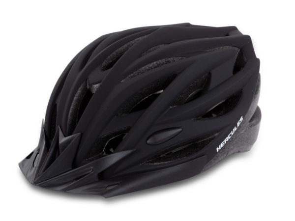 Hercules Cycling Helmet - Black